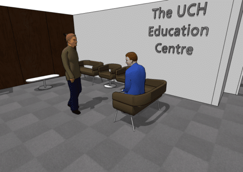 UCH Education Centre First Floor Still 1